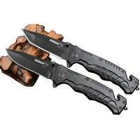 Taschen-faltende Messer Taktische Outdoor Camping Mini messer Rettung Überleben Jagd Ausbildung Utility EDC Multi-tools Neue produkt