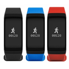 Fashion Smart Step Counter Sports Wristbands Multi-function Waterproof Sleep Monitoring Photo