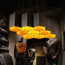 110V-220V modern Pendant Light Lamp Loft Creative Personality Industrial Lamp American Style For Living Room+E27 LED BULB