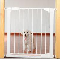 Третье поколение высокое качество экологически чистые 70*75 см собака забор с авто-C тяжести зондирования с функцией 7 см расширением лист