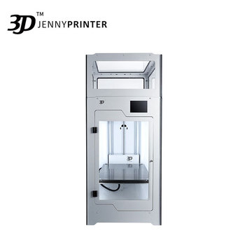 Newest! JennyPrinter4 Z370 Dual Extruder With Touch Screen Auto Level  FDM 3D Printer DIY KIT For Ultimaker 2 UM2+ Extended
