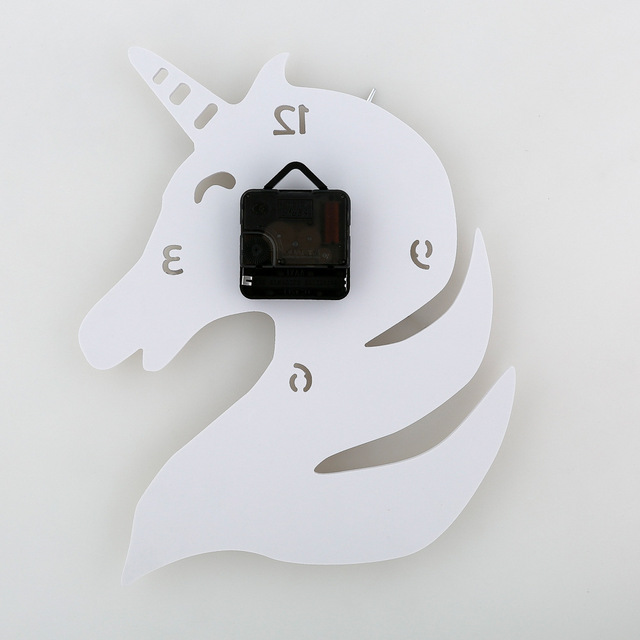 Unicorn Wall Clocks