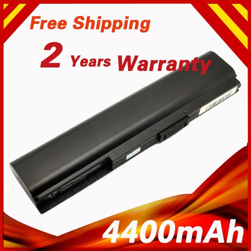 4400mAh 11.1V Laptop Battery For ASUS Eee PC 1004DN N10E N10J N10Jb N10Jc N10Jh U1 U1E U1F U3 U3S U3Sg 6 cells