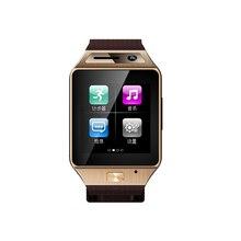 Reloj inteligente aplus gv18 reloj de sincronización de notifier tarjeta sim soporte de conectividad bluetooth apple iphone android teléfono smartwatch reloj
