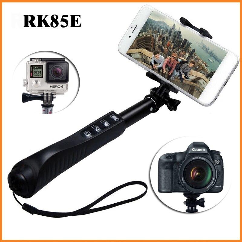 palo selfie bluetooth selfie stick rk85e telescopi monopod perche selfies with gopro adaptor for. Black Bedroom Furniture Sets. Home Design Ideas