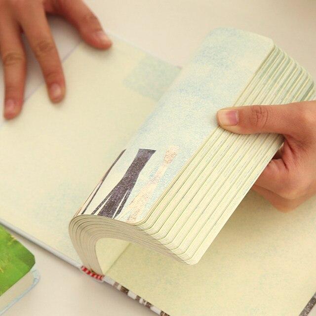 Tienda Online A5 Tapa dura libro del diario lindo color páginas ...