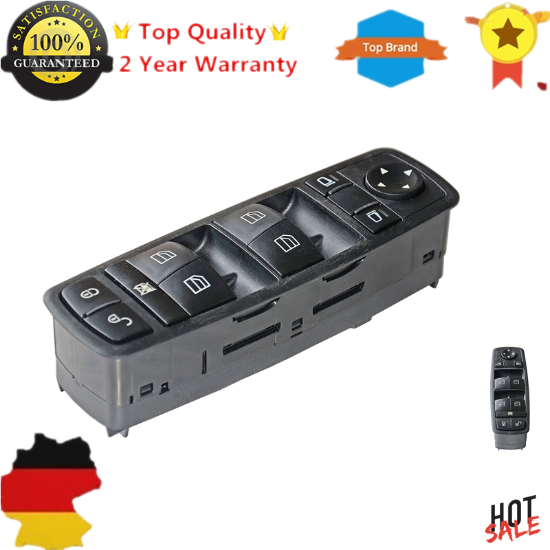 Power window switch For Mercedes W169 W245 A150 A160 A170 A180 A200 B150 B160 B170 B180 B200 A B 150 160 170 180 200 CDI NGT gletcher ngt silver