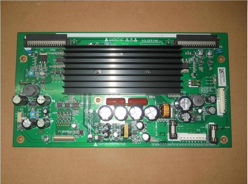 42V8B 42V8B Y SUS EAX38056701 EBR37866801 Good working Tested 6871qyh045d 6871qyh036d 6870qye011b lg42v7 y sus board