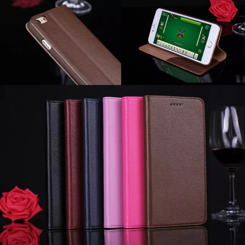buy coque case for iphone 6s 4 7 inch deluxe lasherweave genuine leather case