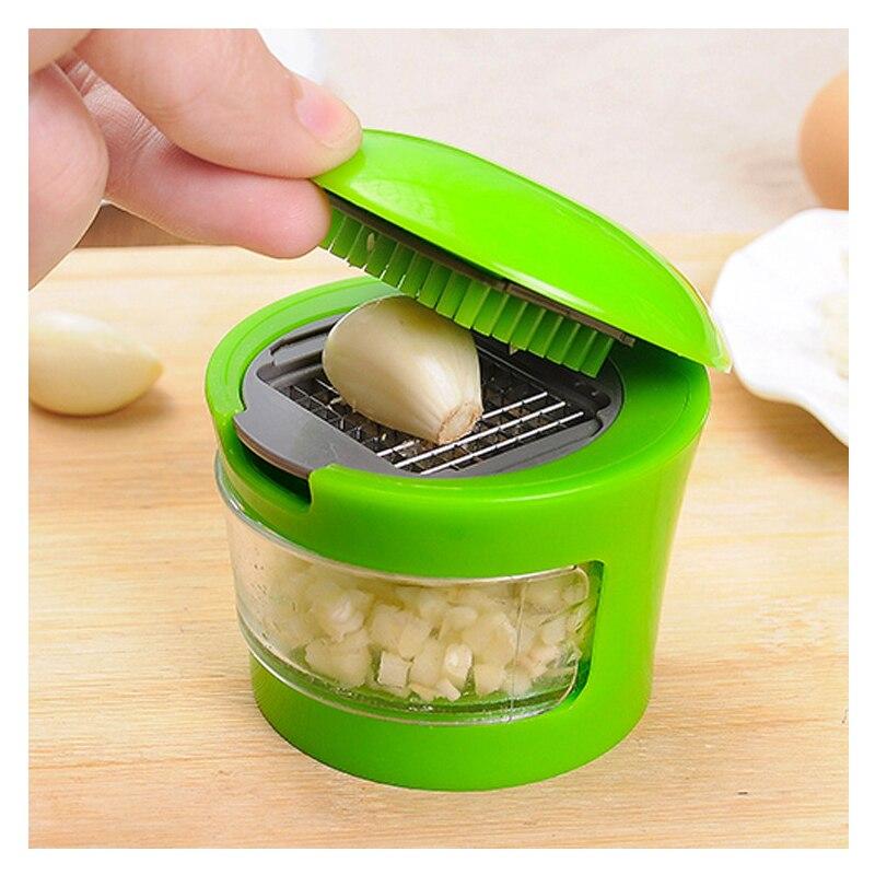 RSCHEF Shredder with garlic cutter Multifunctional garlic cutter Kitchen tools garlic press