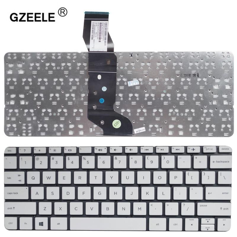 ORIGINAL NEW HP Envy 13-1000 13-1100 13t-1100 series US black keyboard no frame