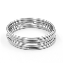 (5 pieces/lot)  inner diameter of 70mm big circle. DIY clothing accessories. Big rings. Curtains hanging ring. Bag buckles.