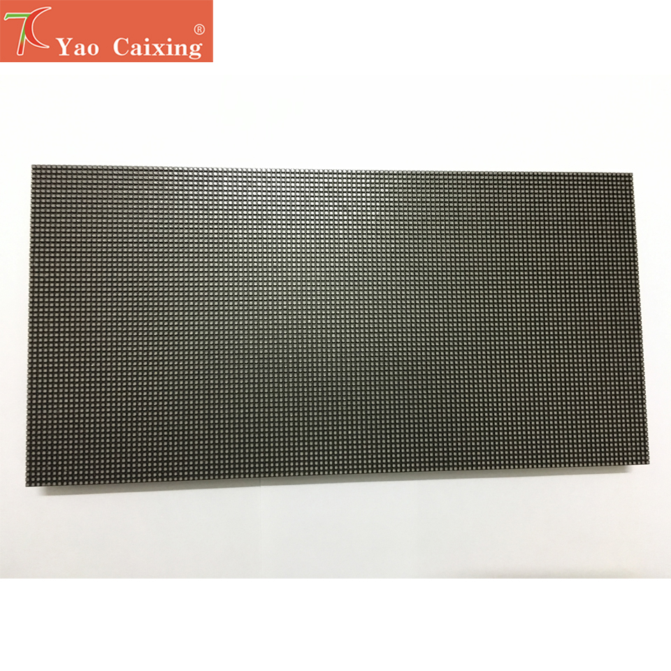 256*128mm P2rgb Indoor Full Color Led Modules Dot Matrix Led Panel Hub75 Billboard High Definition Led Display Smd Led Matrix