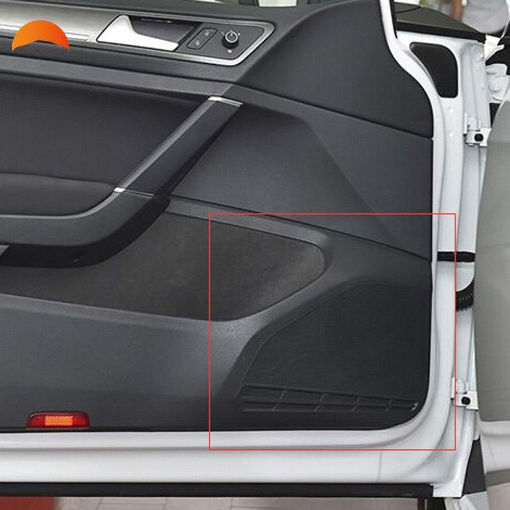 இPara VW Volkswagen Golf 7 mk7 2014 2015 Acero inoxidable puerta ...