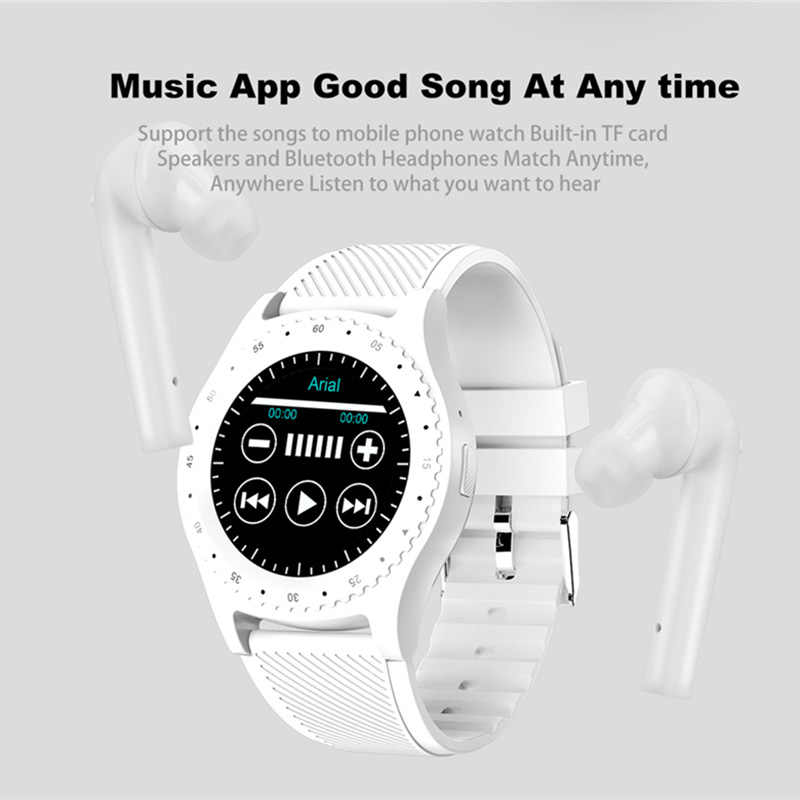 ליגע חכם שעון גברים LED ספורט חכם שעון פעילות Tracker נייד טלפון תזכורת מוסיקה נגן חכם שעון תמיכה ה-SIM כרטיס