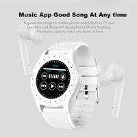 led music LIGE Smart Watch Men LED Sport Smart Clock activity Tracker Mobile Phone Reminder Music Player Smart Watch Support SIM card (3)