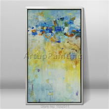 Modern abstract beautiful Colour oil painting Hand painted canvas the sitting room decorative 15