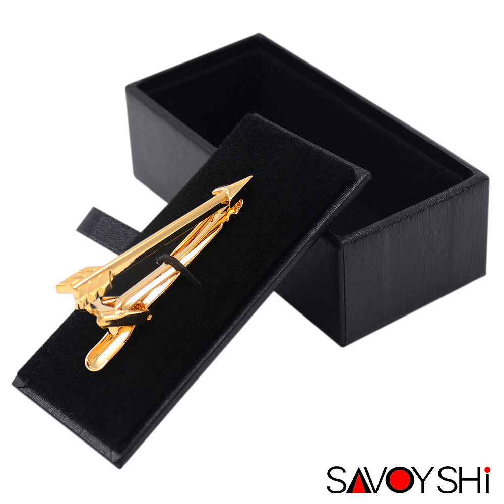 Hot Sale Tie Clips Box Gift Box New Storage Boxes Tie Pin Case Wholesale&retail&Customized