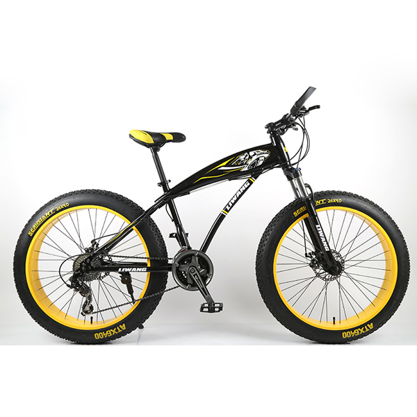 21 speed 26 inch fat bike  steel frame snow bike 4.0 super wide tire mountain bike free shipping 26 inch 7 21 27speed cross country mountain bike aluminum frame snow beach 4 0 oversized bicycle tire dirt bikes for men