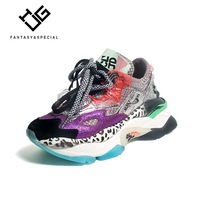 IGU Sneaker/обувь; женские оригинальные дизайнерские кроссовки; 2019; роскошные женские туфли; zapatillas mujer; Вулканизированная обувь из натуральной ко