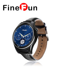 Original Android 5.1 1.3inch Smart Watch MTK2601 1.2GHz Dual Core Bluetooth 4.1 Screen 400mAh Battery Remote Control Smartwatch