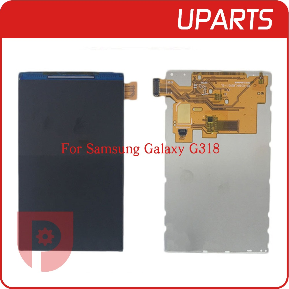 A+ High Quality For Samsung Galaxy G318 LCD Dispaly High Quality Screen Display Screen, Free Shipping + Tracking code