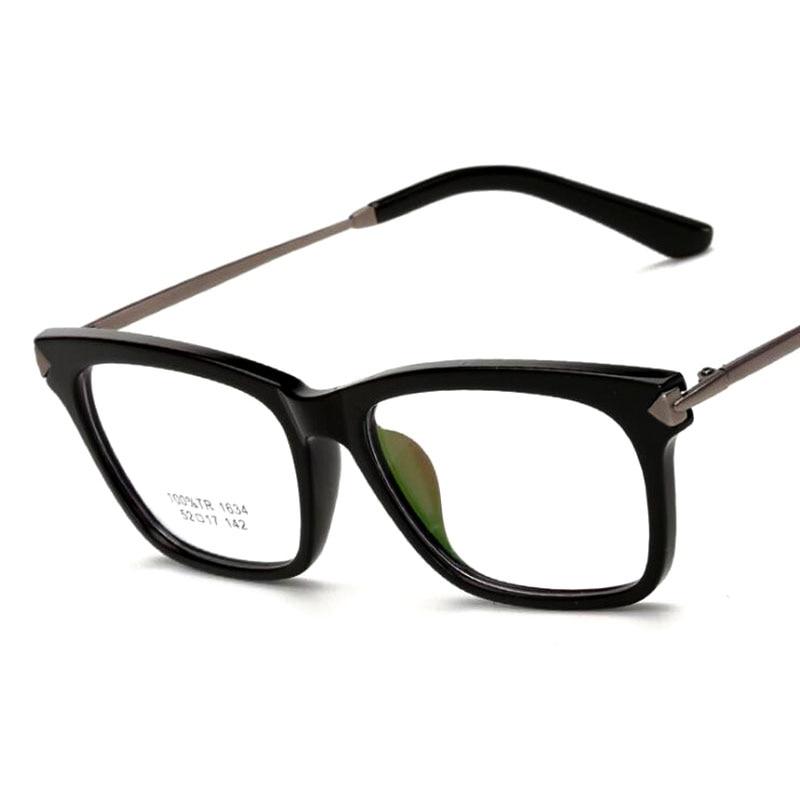 brand design eyewear frames eye glasses frames for women men male eyeglasses ladies eyeglass plain spectacle