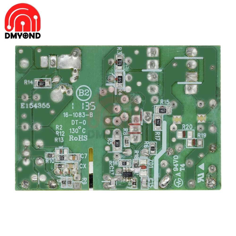 AC-DC 12V 2A Module de commutation alimentation cc régulateur de tension interrupteur Circuit nu moniteur LED lumières 110V 220V SMPS