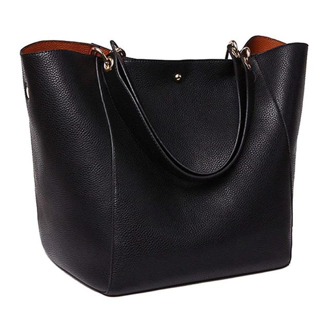 JHD Women's Leather...