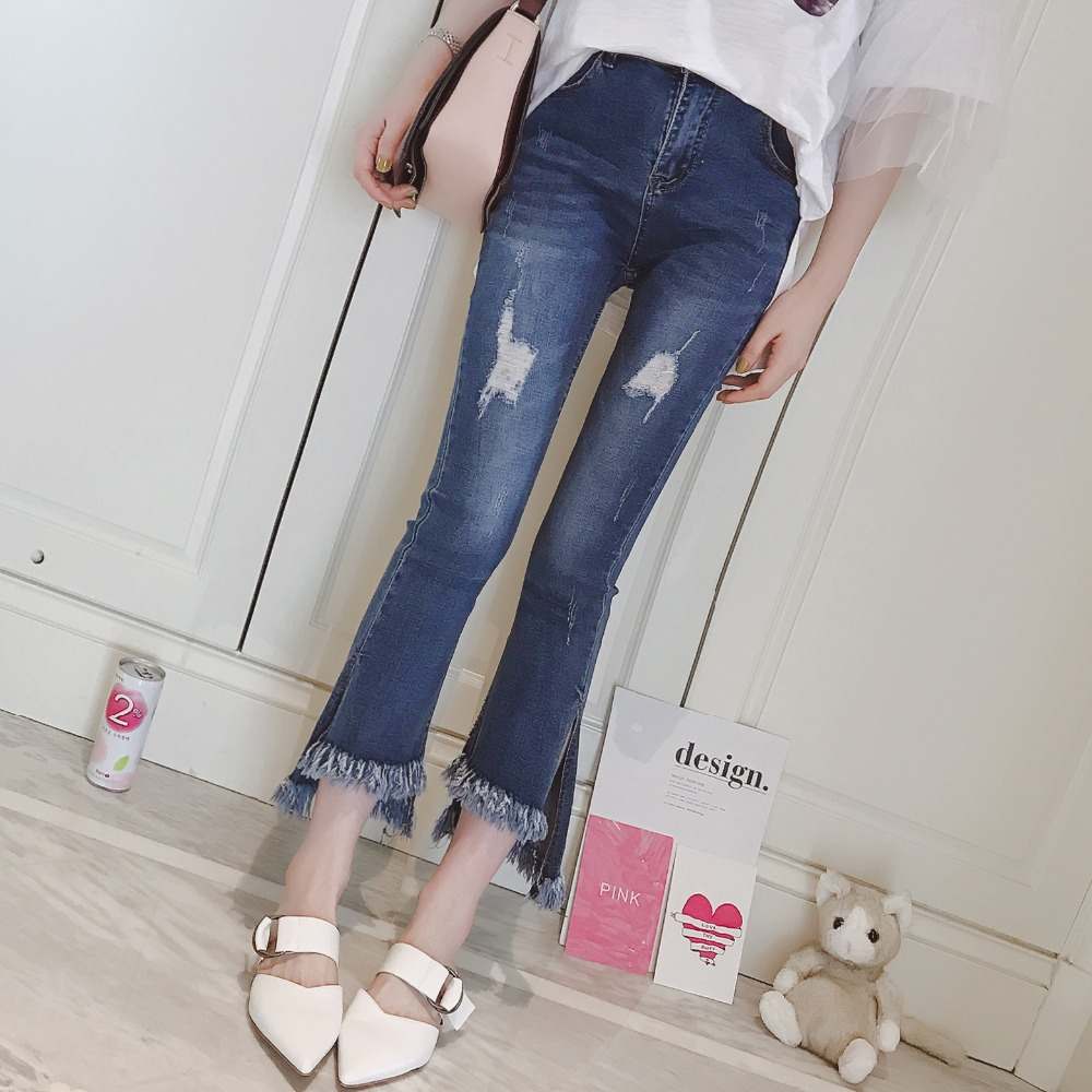 Online Buy Wholesale long flare jeans from China long flare jeans ...