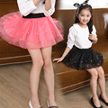 2017 New summer style lovely ball gown skirt girls tutu skirt pettiskirt girls skirts for 2-12 years old kids skirt