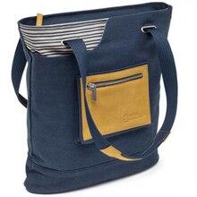 National Geographic Ocean Series Shoulder Camera Bag Blue Carry Bag Multi Function Package For Female For Digital Action Camera