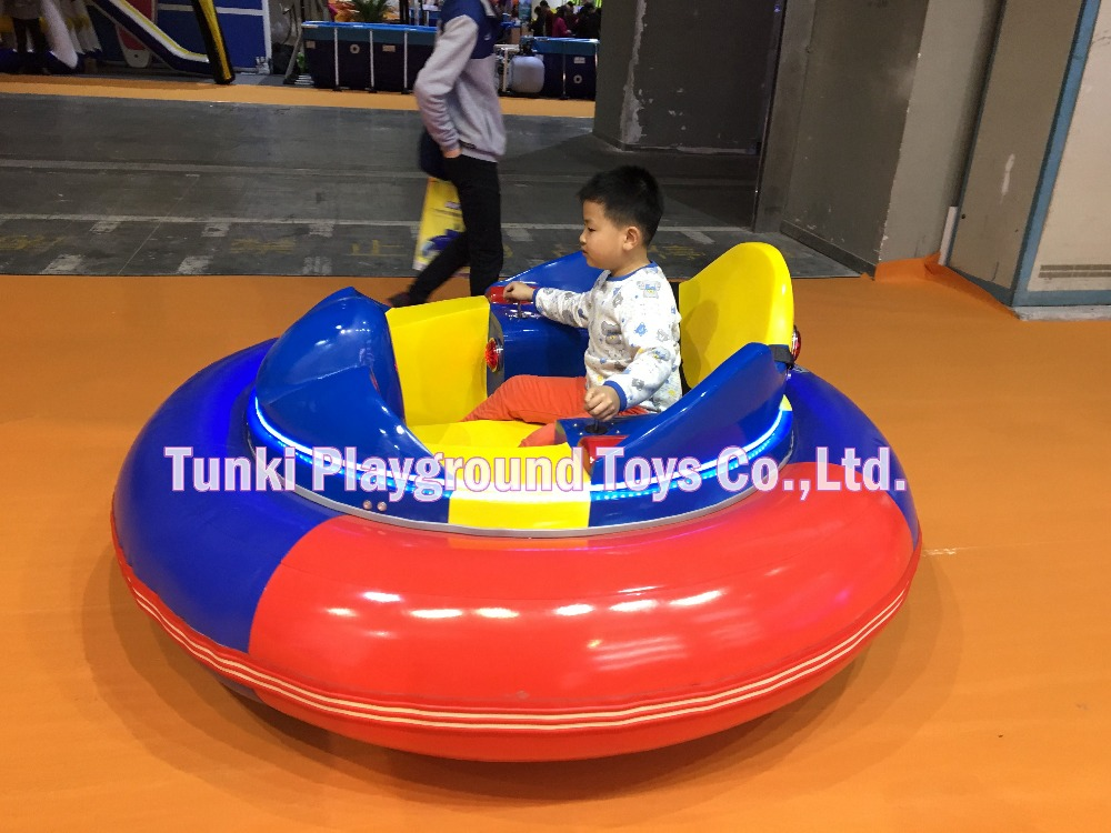 New Inflatable Amusement Electric Kids Car Street Legal Bumper Cars For Sale