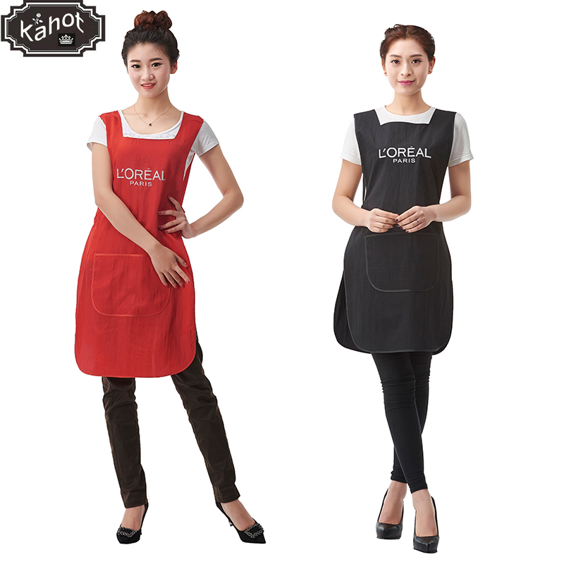1pcs Professional Hairdressing Apron Two-sided Hair Cutting Aprons Barber Home Styling Salon Hairdresser Waist Cloth все цены