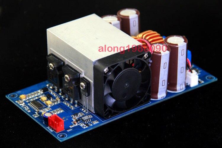 GZLOZONE HIFI Mono 1000W High Power IRS2092 Digital Amplifier Board SUB Amp Board L12-25