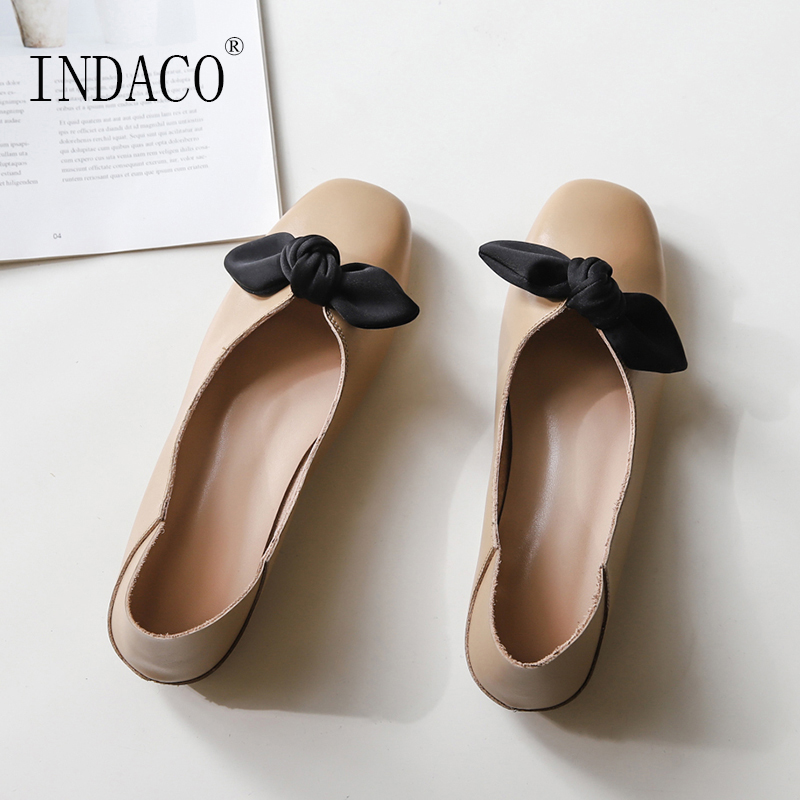 2019 New Fairy Vintage Mary Jane Women Shoes Shallow Mouth Ballet Flat 1cm