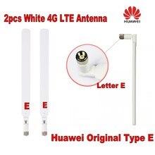 Lot of 100pairs Omni 5dbi for huawei B880 B310 B890 B315 4G LTE router external antenna for B593 SMA E-type White lot of 500pairs genuines huawei b525 b593 b315 b310 pair 2x external antenna type e