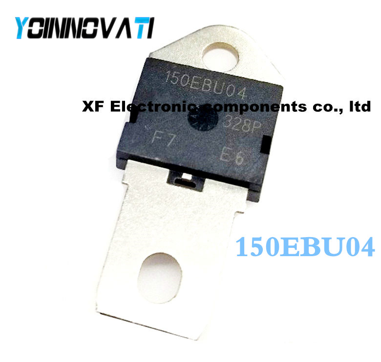5pcs/lot 150EBU04 DIODE GEN 400V 150A POWIRTAB Best quality    -