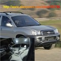 Envío Gratis 8 unids/lote White Interior Luces LED Para Hyundai Santa Fe 2001-2006