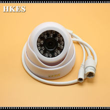 HKES HD 1080P Mini Camera 2MP CCTV IP Cam Indoor with 3.6mm Lens
