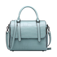Real Cow Leather Ladies Women Genuine Leather Handbags Natural Cowskin Shoulder Bag High Quality Designer Crossbody