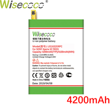 Wisecoco LIS1632ERPC 4200mAh NEW BATTERY For SONY Xperia XZ Dual Sim F8332 XZs F8331 Repair Replacement+Tracking Number цены онлайн