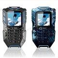 OINOM LM138 оригинальный ip67 прочный Водонепроницаемый телефон противоударный Портативный ультра тонкий кредитная Мин Карты Дети Телефон Bluetooth Р404