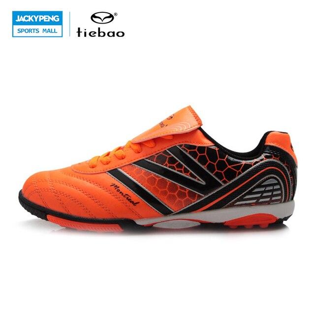 9d556f7a1d TIEBAO Sapatos de Futebol Turf TF Futebol Superfly Sapatos Top Botas  Chaussure de Futebol Chuteira de