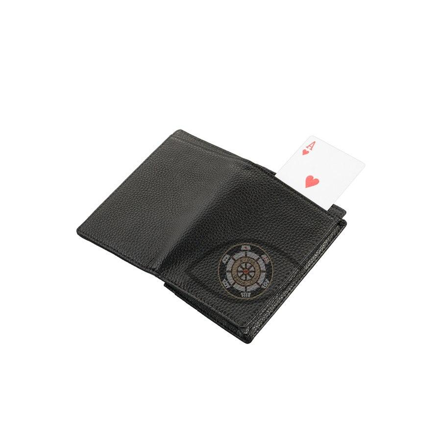 Poker magique, échangeur de cartes portefeuille électronique, carte tour de magie, accessoires magiques, tricherie, accessoire magique, changer de cartes à jouer - 5