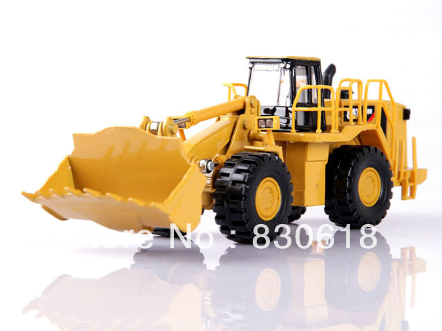 1:64 scale Norscot CAT 988H wheel loader die-cast Construction vehicles toy