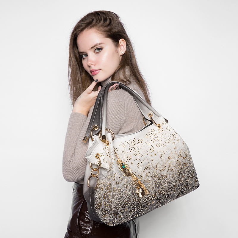 Women Floral Shoulder Bag