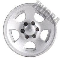 INJORA 1.9 Beadlock Classic Metal Wheel Rim for RC Rock Crawler Axial SCX10 90046 Traxxas TRX4 D90 4