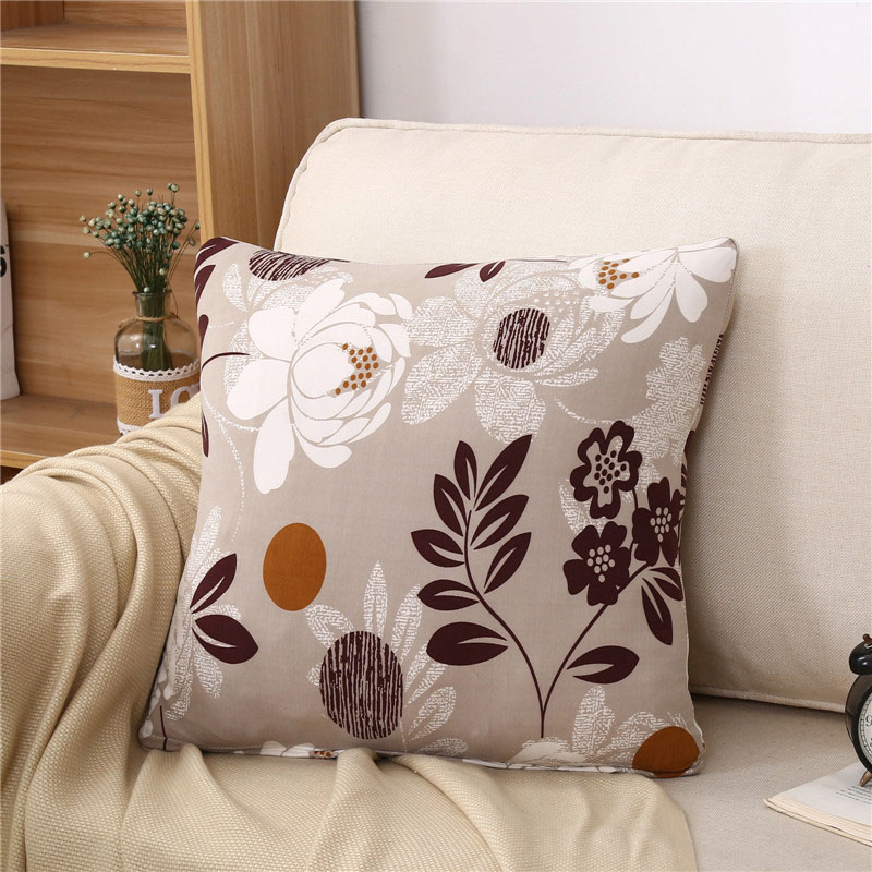 2 PCS Pillow Case 45*45 Pillow Cover Pillowcase Stretch Pillow Protector Christams Pillow Cases Pillowcases Spandex 45*45 cm
