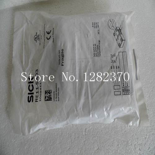[SA] New original authentic special sales proximity switch SICK RE11-SA03 spot --2PCS/LOT [sa] new original authentic special sales p f sensor nbb5 18gm50 e2 c3 v1 spot 2pcs lot